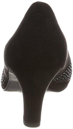 Femme Black Schwarz Bout KLAIN fermé Escarpins 224 056 JANE FYwPqOTx
