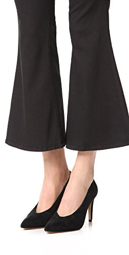 The Fix Women's Vail Choked-up Banana Heel Dress Pump, Black, 7 B US by The Fix (Image #7)