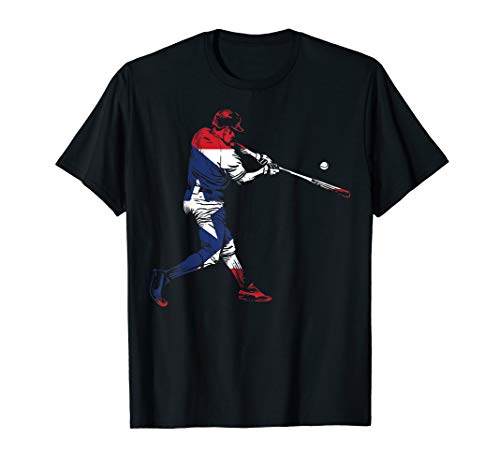(Puerto Rico Baseball Shirt | Cute Famous Island Game Gift)