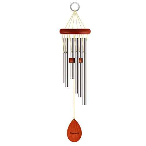 Mosteck Wind Chimes Outdoor Large Deep Tone, 26