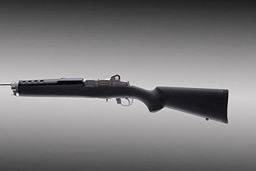 Hogue Rubber Over Molded Stock for Ruger, Mini 14/30 (Post 180 Serial Numbers) - 78000 by Hogue