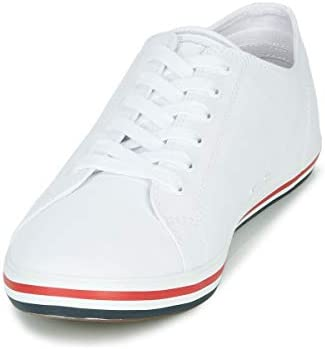Fred Perry Baskets Mode b7259 134 White
