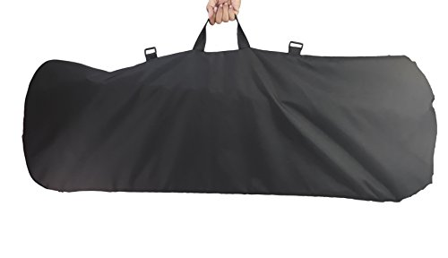 Snowboard Bag, Board Sleeve Black 55 inch bag for Smaller Boards Youth. Kids Snowboard Bag.