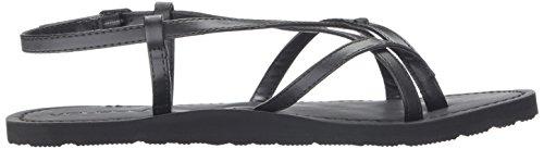 Dress Tavira Volcom Sandal Women's Black ZfqqTFY