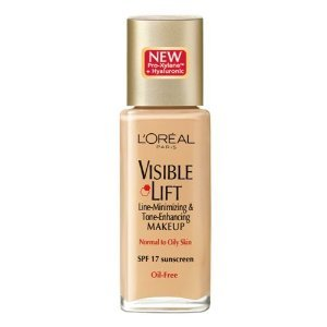 Loreal Visible Lift Line-Minimizing & Tone-Enhancing Makeup - Classic Tan 157