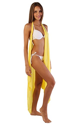 Ingear Cut Out Convertible Wrap Amarillo