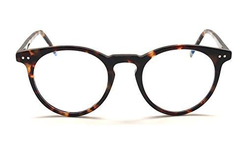HEIREUX Blue Light Blocking Filter Glasses, Computer Glasses, Gaming Glasses, Anti Eye Strain, Anti Eye Fatigue, Transition - Transition Colors Lenses