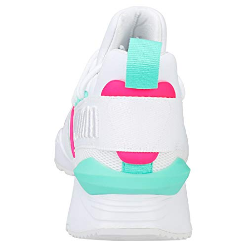 W Scarpa White Pink Puma Chase Maia Muse 6OwxFFZS