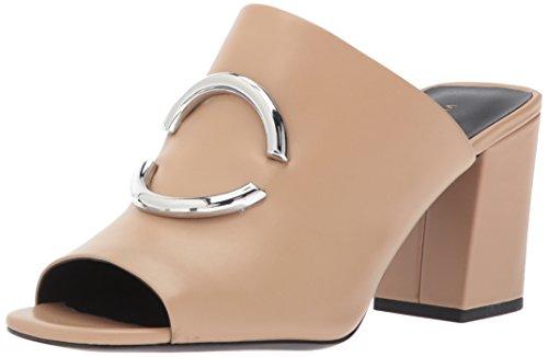 Spiga Women's Heel Slide Desert Leather Via Eleni Block Sandal PdzHwq5W