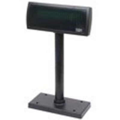 Posiflex XP8200U Customer Pole Display, USB Powered, black