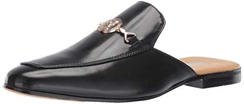 (STACY ADAMS Men's Sterling Bit Slip-On Mule Loafer Black 10.5 M US)