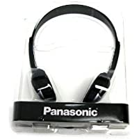 Panasonic Replacement Headset for RR-930 & RR-830 & Sony DE-45T & Olympus E-99 ranscription Headset Premium Quality for Comfort and Clear Sound