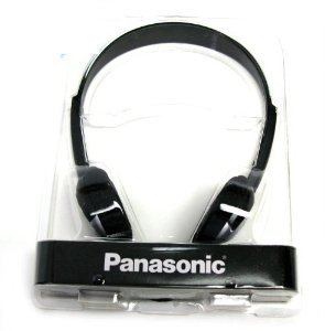 Panasonic Replacement Headset for RR-930 and RR-830 and Sony DE-45T and Olympus E-99 ranscription Headset Premium Quality for Comfort and Clear Sound, Office Central