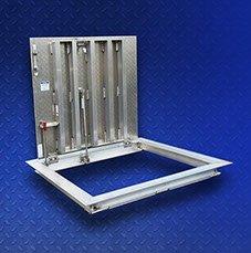 Halliday S1S Floor Door - Angle Frame - 300 lbs./psf. - 30 x 30