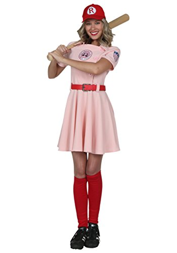Fun C (Plus Size Womens Baseball Costume)