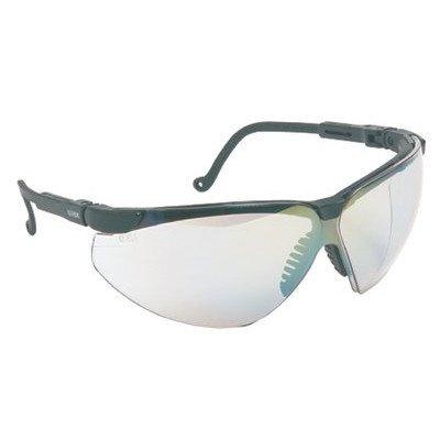 Glasses Uvex Frame Xc Safety - Uvex S3304X Genesis XC Safety Eyewear, Black Frame, SCT-Low IR UV Extreme Anti-Fog Lens