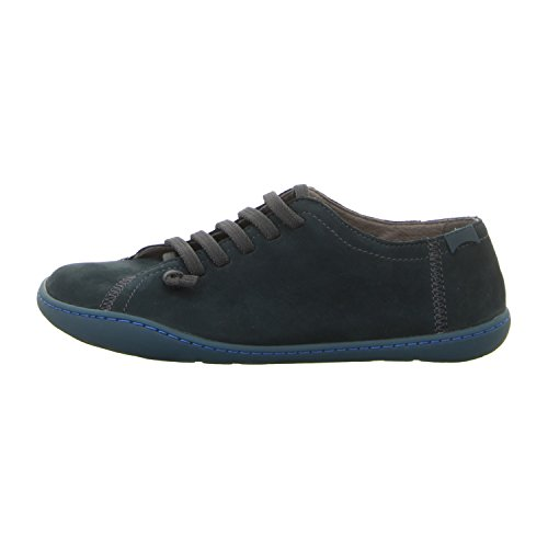CAMPER 20848-128 - Zapatos de cordones para mujer azul oscuro