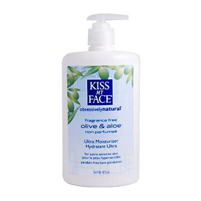 Kiss My Face Olive & Aloe Moisturizer - 6