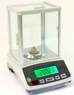 Tree HRB 1002 Precision Balance - 1000 Gram x 0.01 Gram- with Glass Draft Shield