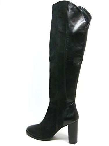 SPM Mox High Boot, Schwarz