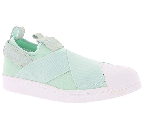 Adidas Superstar Slip On Damen Sneaker Grün