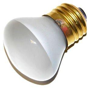 Reflector Flood Standard Base Bulb (Bulbrite 40R14 40-Watt Incandescent R14 Mini Reflector Light Bulb, Standard Base - Pack of 5)