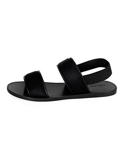 Zara Uomo Sandalo Nero Fascette 5950/282