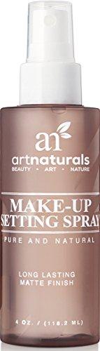 让你的妆容保持一整天!ART NATURAL天然定妆喷雾