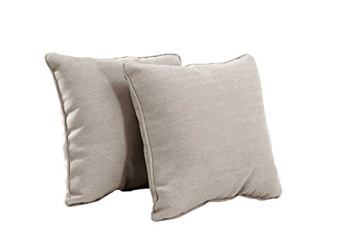 Sunjoy S-PL065PFB Outdoor Pillow, Tan by Sunjoy