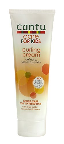 Cantu Care for Kids Curling Cream, 8 Ounce