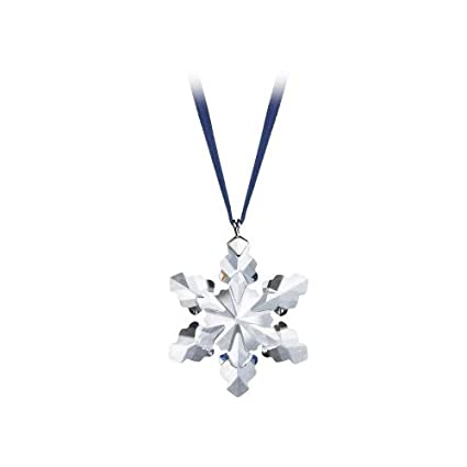 Image Unavailable. Image not available for. Color: Swarovski 2008 Little  Snowflake Christmas Ornament - Amazon.com: Swarovski 2008 Little Snowflake Christmas Ornament: Home
