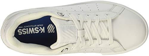 101 Bianco Dalia Pistoni swiss K Low Donne top bianco Bianco wwz8Aq