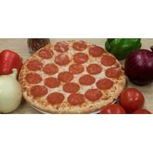 Burry Cheese Pizza, Parbaked Crust, 12 inch -- 14 per case.