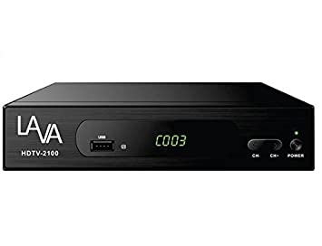 Review LAVA Digital Converter Box