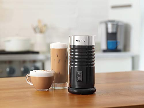 Keurig Standalone Works all and Milk, Hot and up to Black
