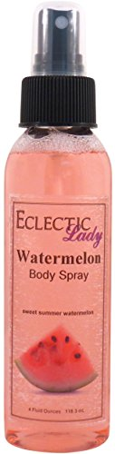 Watermelon Body Spray by Eclectic Lady