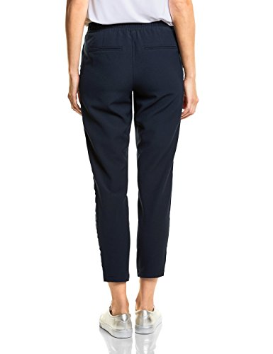 deep Mujer Cecil Blau Blue 10128 Pantalones Para rq4rEI