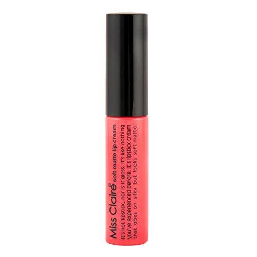 Miss Claire Soft Matte Lip Cream, 49 Pink, 6 g