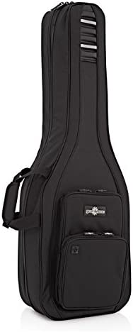Funda Doble de Guitarra Electrica de Gear4music: Amazon.es ...