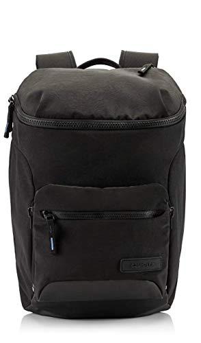 Reclaimed Ruck backpack - Black