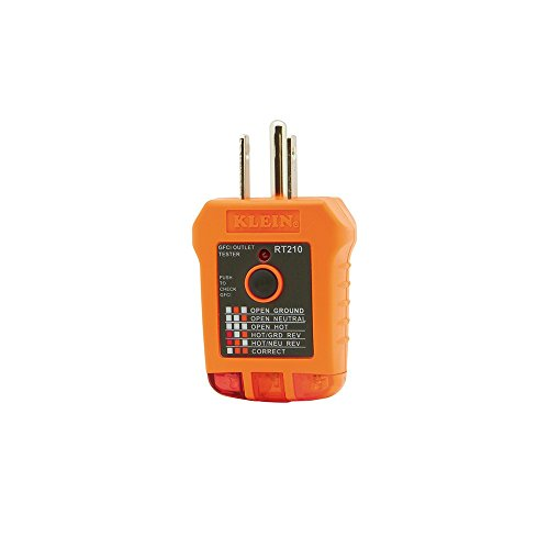 Gfci Receptacle Tester - 2