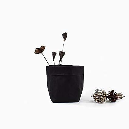 Amazon Com Mini Succulents Kraft Paper Flower Pot Cover Washable