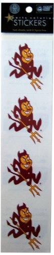 Sports Solution Arizona State Sun Devils Logo Sticker ()