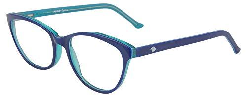 FADDISH Full Rim Cat Eye Women's Spectacle Frame – (M-540-52 50)