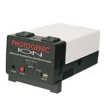 Photogenic Ion Pure Sine Wave Inverter System by Photogenic