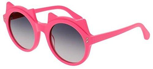 Stella McCartney SK 0017 S- 004 FUCHSIA / SMOKE - Sunglasses Mens Mccartney Stella