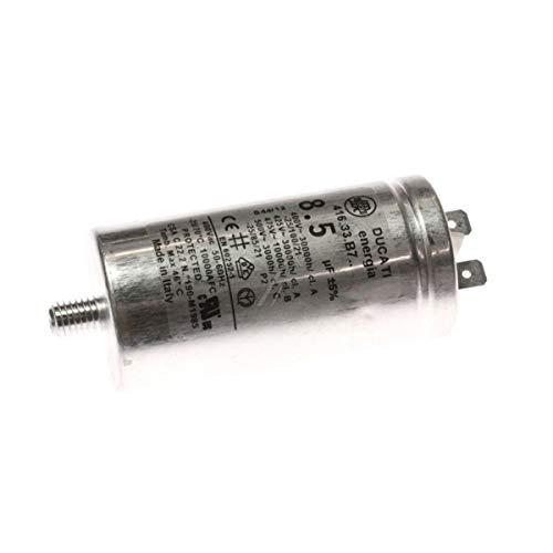 Condensateur de d/émarrage moteur 8.5uF 400V 73x35mm