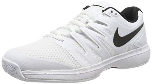 ccf94ad44bcf Nike Men s Air Zoom Prestige Tennis Shoe (White Black