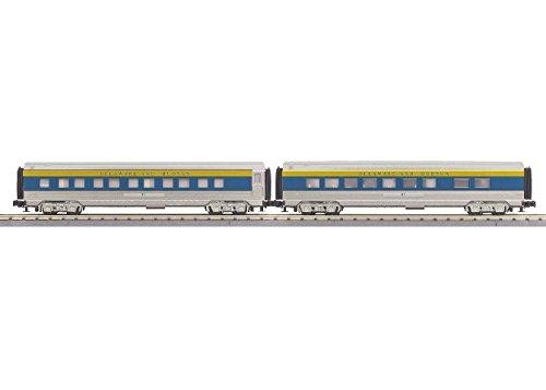 60' Streamline Passenger Cars - 9
