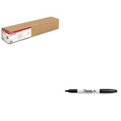 - KITCNM1290V133SAN30001 - Value Kit - Canon Scrim Vinyl Banner (CNM1290V133) and Sharpie Permanent Marker (SAN30001)